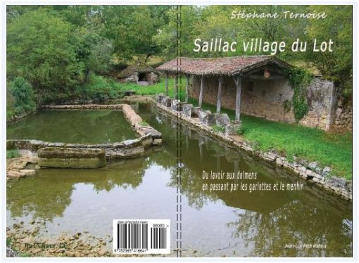 saillac du Lot le livre
